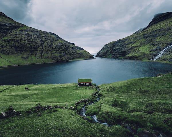 Guidebook for Faroe Islands