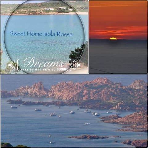 Guidebook for Sweet Home Isola Rossa