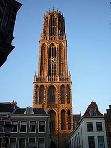 Spots to visit in Utrecht