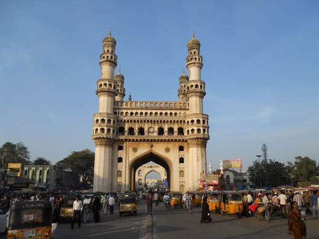 Guidebook for Hyderabad