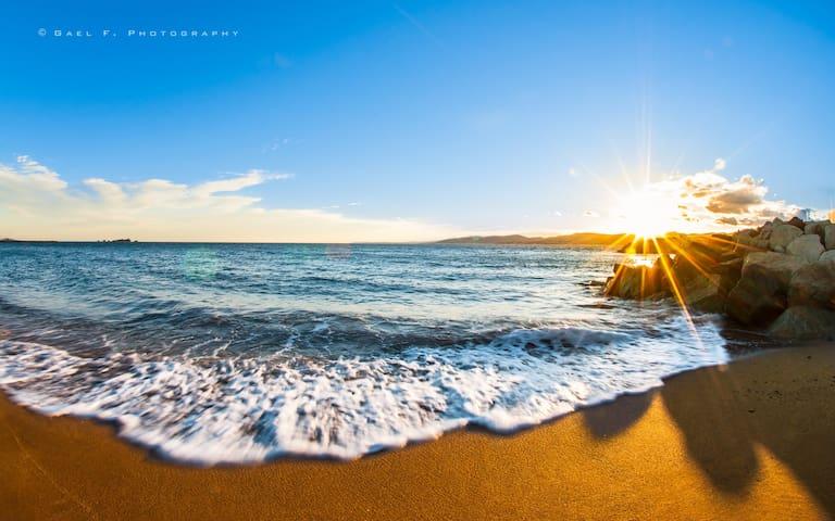 Votre environnement de vacances
