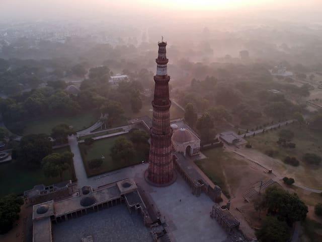 Guidebook for New Delhi