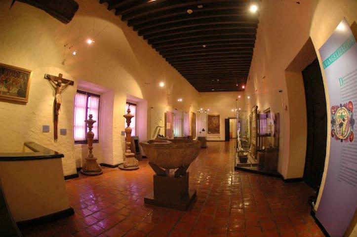 Museo Obispado
