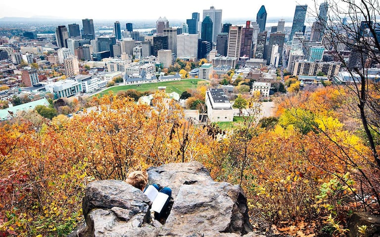 Guidebook for Montreal