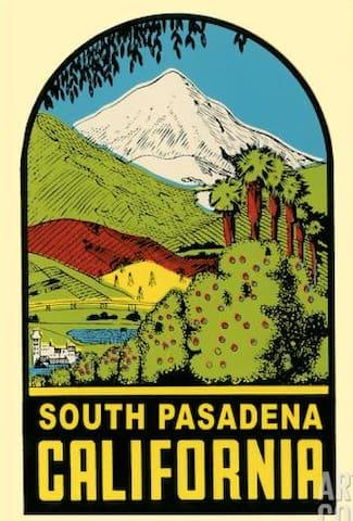 Cindy's South Pasadena Guidebook