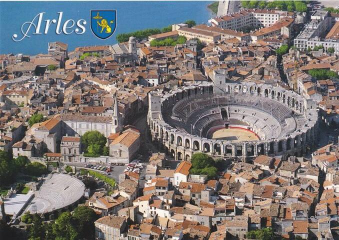 Guidebook for Arles