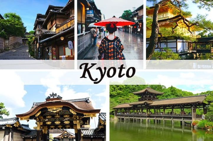 Guidebook for Kyoto - Tsuyukusa-an