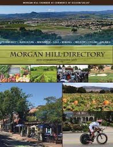 Guidebook for Morgan Hill