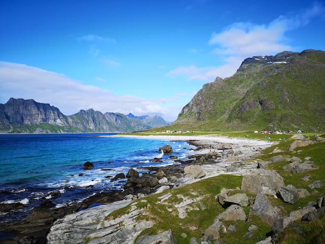 Perla - guide to family daytrips in Lofoten