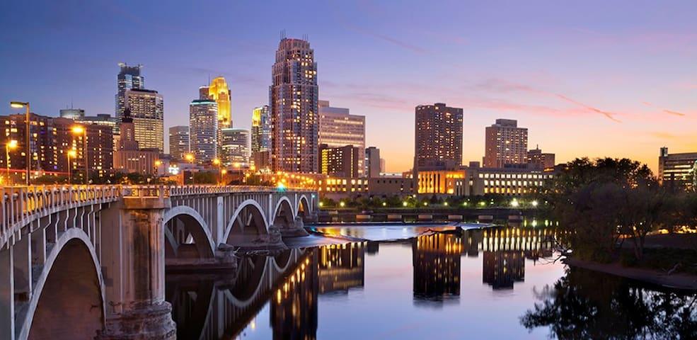 Twin Cities Guidebook