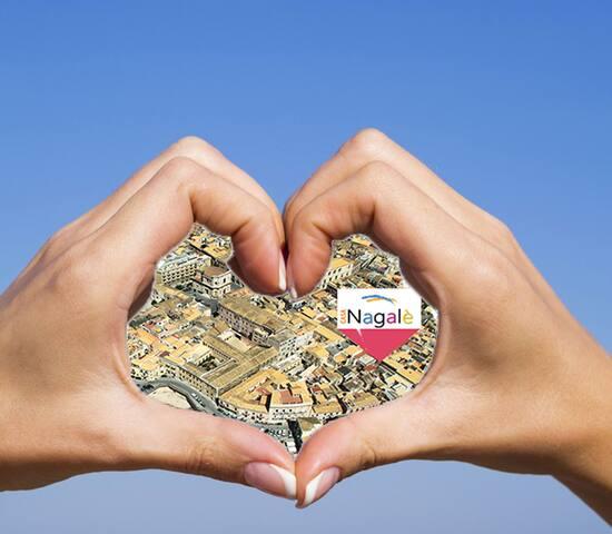 La Guida Turistica di Casa Nagalè.  I consigli di Angela&Gianni.