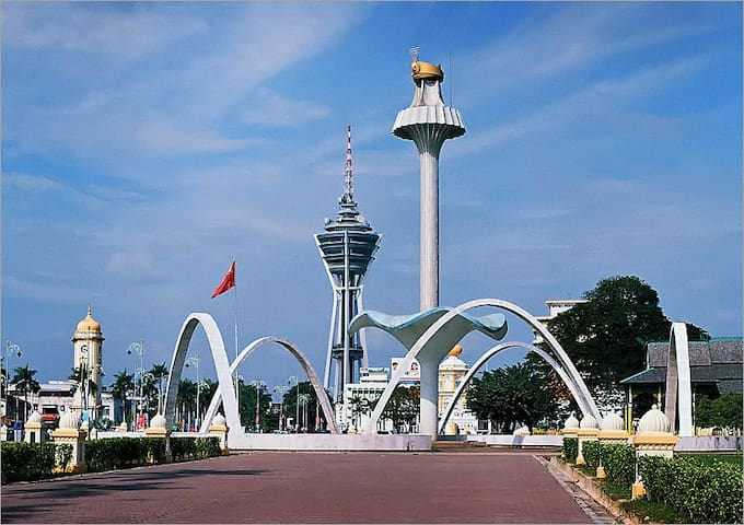 Alor Setar guidebook