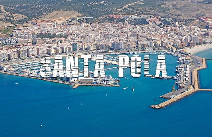 What do to from Santa Pola?