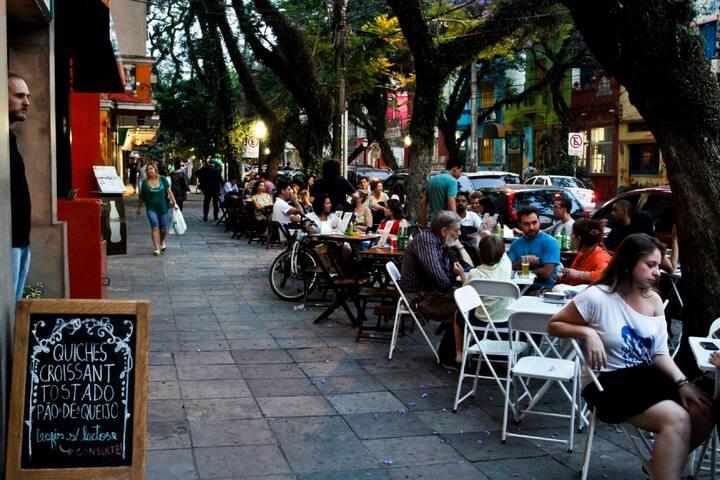Rafa - Cidade Baixa's guidebook