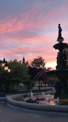 Where to eat and what to see in Sundsvall