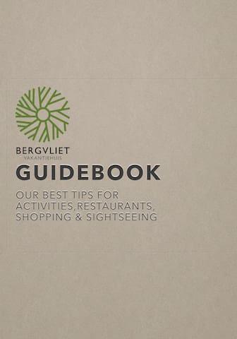 Guidebook for Vakantiehuis Bergvliet