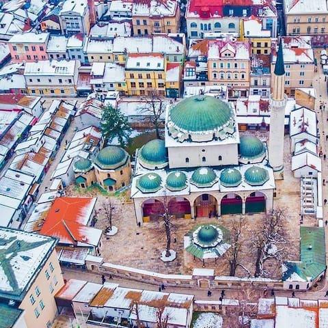 Guidebook for Sarajevo