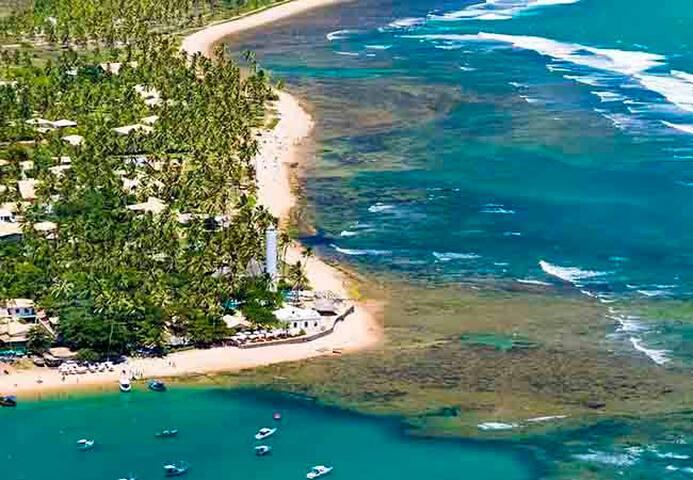Guia de Monica para a Praia do Forte