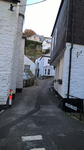 Fliss's 'About Looe' Guidebook