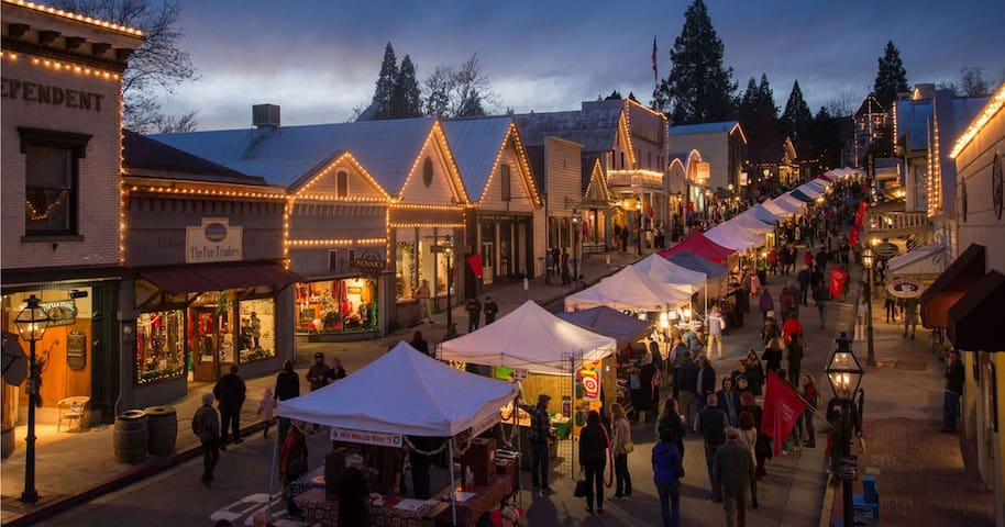 Guidebook for Nevada City