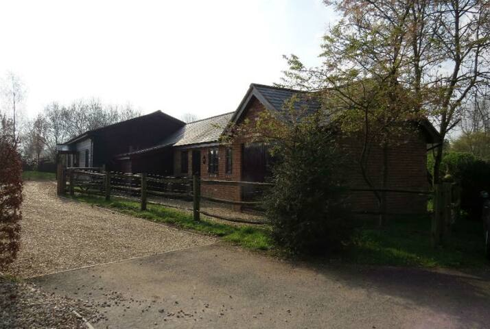 Danebury Barns's guidebook