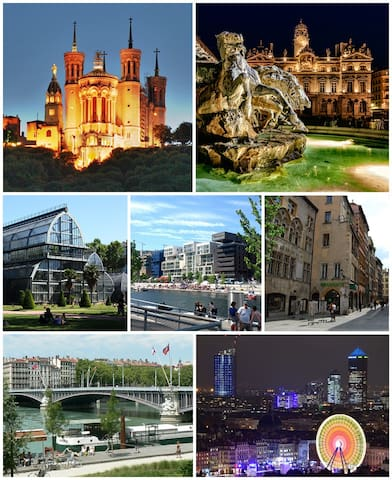 Guidebook for Lyon