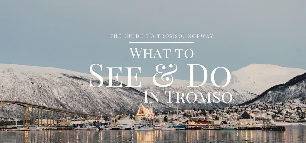 Guidebook for Tromsø