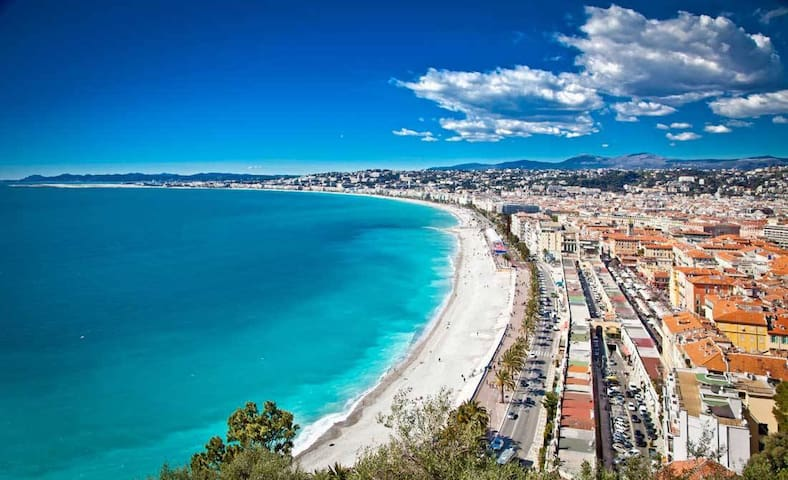 Best places to visit in Nice