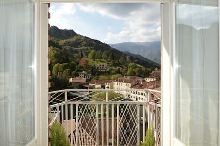The window on Prosecco Hills - Vittorio Veneto