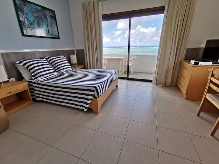Chambre double Vue sur mer , Bed and Breakfast