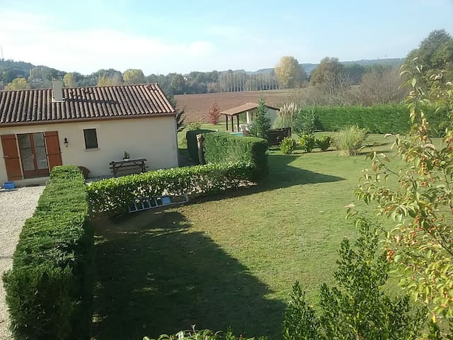 Cottage with in walking distance of Le Bugue - Mauzac-et-Grand-Castang - Casa