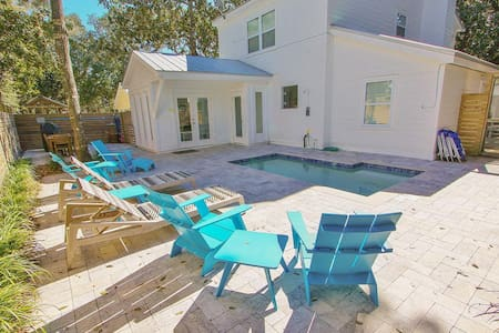 In the Grove, Private Heated Pool, Pet Friendly