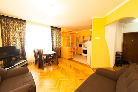 Сozy apartment in the heart of Chisinau - Chișinău - Flat