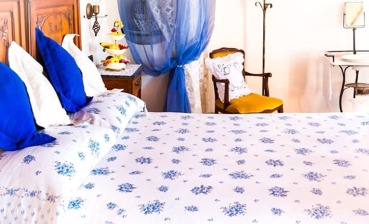 Chambre 5 pers B&B Il Grappolo-Cascina Cappelle