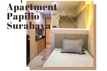 Cozy Studio Apartment at Papilio