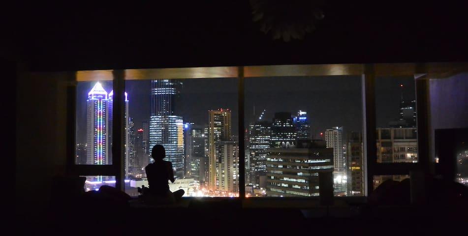 Shangri-La luxury condo - 파식(Pasig) - 아파트(콘도미니엄)