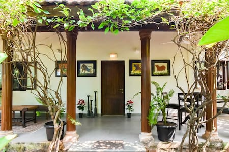White House at Kihim Alibaug - open for bookings