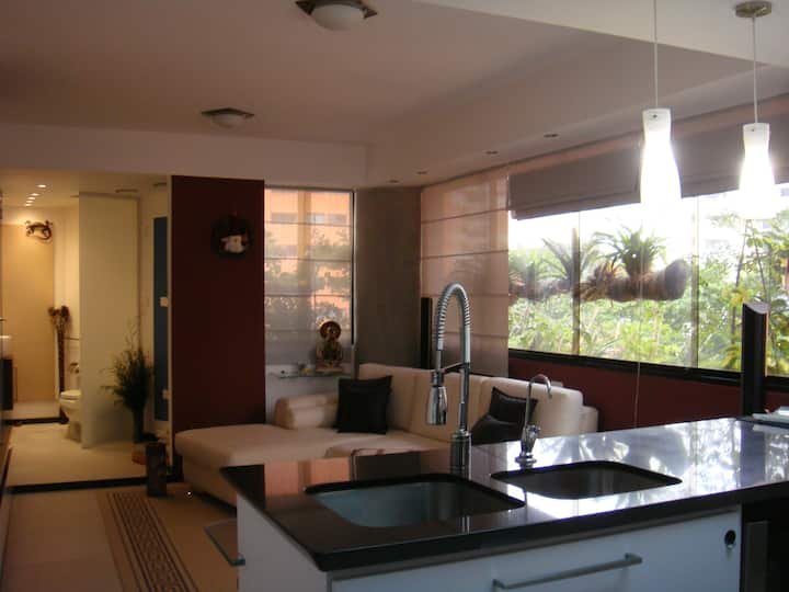 Beautiful Apartment located at  El Rosal, Caracas