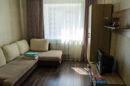 """Новая квартира в """"Зеленом Городе"""""""