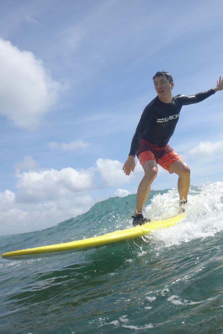 enjoy the glide