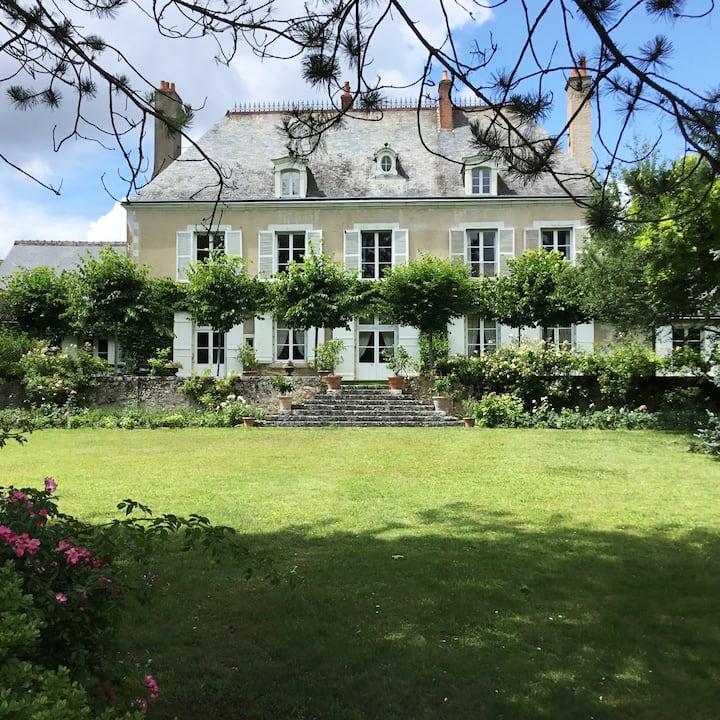 Maison XVIIIe - Chambre Ouest