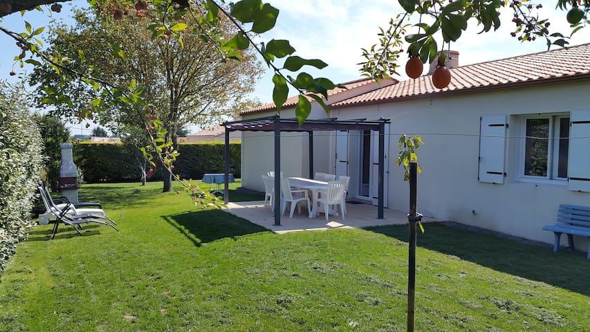 Maison à la mer - Olonne-sur-Mer - บ้าน