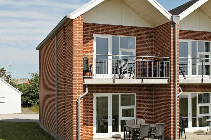 Modernes Ferienhaus in Højer am Meer