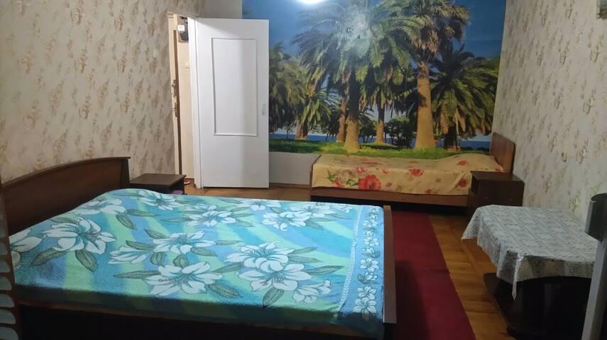 1ком.квартира у моря