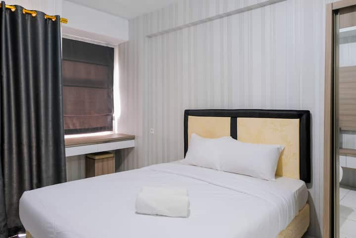 Best Price and Modern Studio at Ayodhya Residence