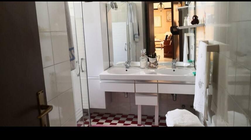 Bagno comune stanza Antonella