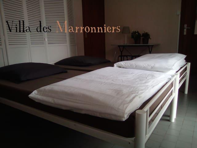 Chambre d'hôtes gersoise