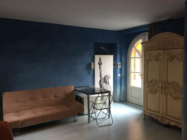 The Blue Studio Apartment - Monolocale Blu