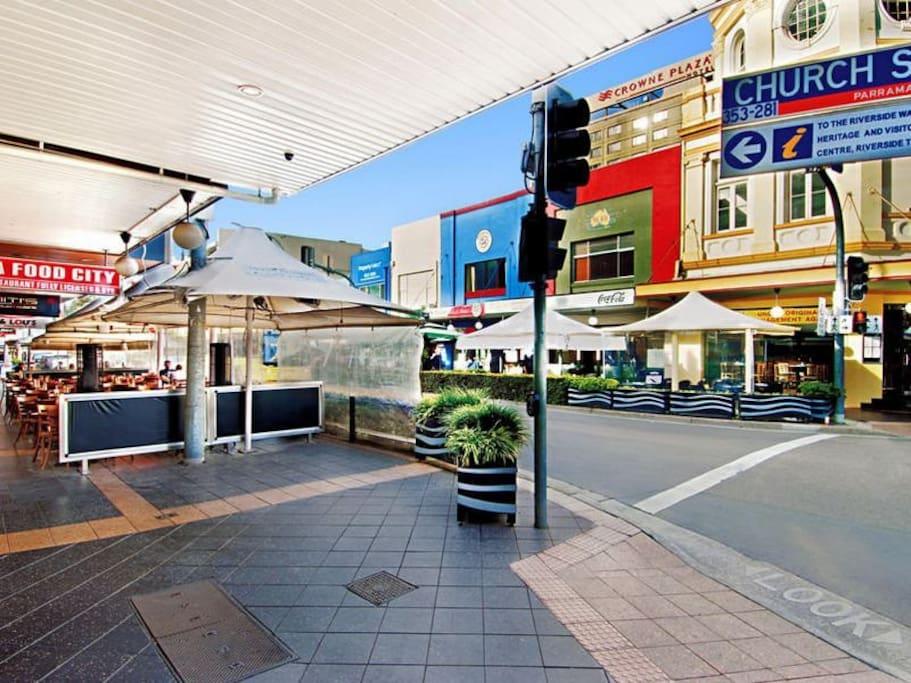 No Share Modern Luxury Apartment Cbd Parramatta Apartments For Rent In Parramatta New
