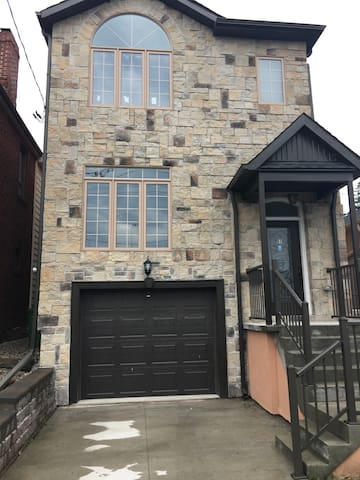 One bedroom basement apartment in Oakwood Village